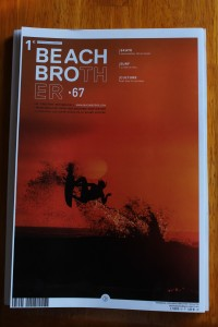 Beach Brother Cover October 2013